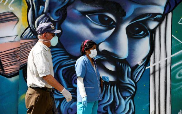 """El pasado 4 de marzo comenzó en el país la """"Fase 1"""" del plan masivo de vacunación. Foto: EFE"""