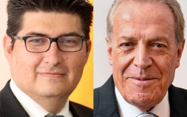 Moreno designó nuevo ministro de Ambiente y canciller.