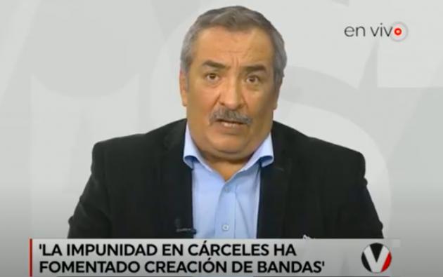 Mario Pazmiño explica las ciudades de Ecuador clave en el tráfico de droga.