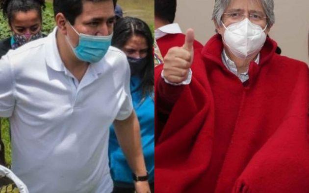 Campaña de segunda vuelta inició este martes en Quito.