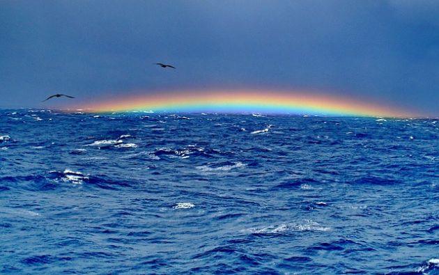 """El campo magnético de nuestro planeta tiene un """"punto débil"""" que coincide con esta zona, denominada coloquialmente como Triángulo de las Bermudas. Foto: Pixabay"""