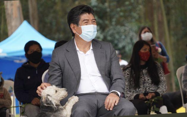 Yunda está imputado en la causa desde el 16 de febrero como autor mediato del delito peculado.