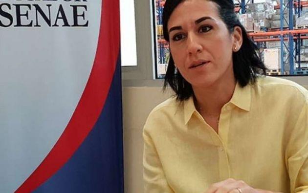 María Alejandra Muñoz, con 41 años, se ha desempeñado en cargos públicos y privados. Antes dirigió el Servicio Nacional de Aduanas. Fue la última, pero la única integrante de la terna en alcanzar los 70 votos para ser nombrada Vicepresidenta de la República.
