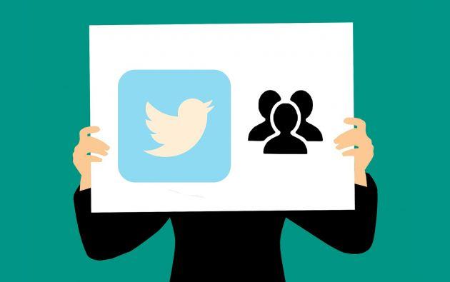 """""""Justo creando mi cuenta de twttr"""". De este mensaje, el primero jamás publicado en la red social, han pasado 15 años. Foto: Pixabay"""
