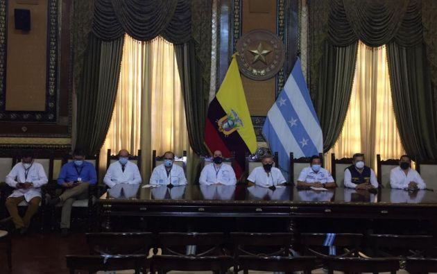 """""""Solamente el día domingo 21 de marzo fallecieron 23 personas por COVID. Es la cifra más alta desde hace más de 4 meses"""", informó el concejal Jorge Rodríguez."""