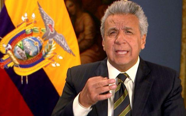 """Carrión pide a la Fiscal que considere la formulación de cargos de manera """"URGENTE""""."""