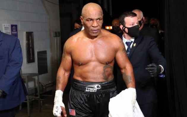 Mike Tyson: Foto: USA TODAY Sports