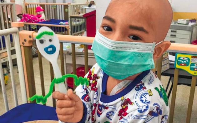 Solo existen 16 doctores que pueden tratar cáncer pediátrico en el país.