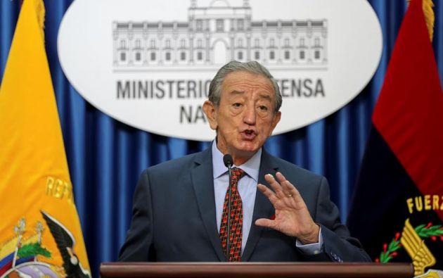 El Gobierno reconoció el viernes que una decena de funcionarios del entorno más próximo al presidente Moreno fueron vacunados. Foto: EFE