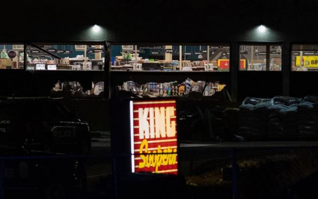 El de Boulder dejó diez muertos y se convirtió en el mayor tiroteo masivo en Estados Unidos desde agosto de 2019. Foto: EFE