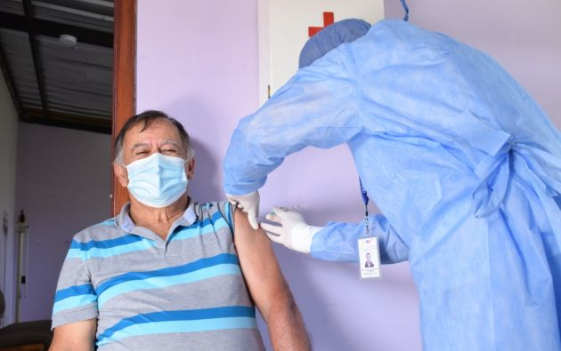 En esta Fase se inició la asignación de citas para la vacunación.