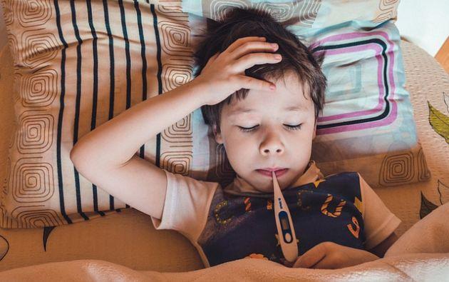 El PIMS se presenta con más frecuencia en menores de entre 6 y 8 años, pero es posible que los adolescentes también lleguen a padecerlo. Foto: Pixabay.