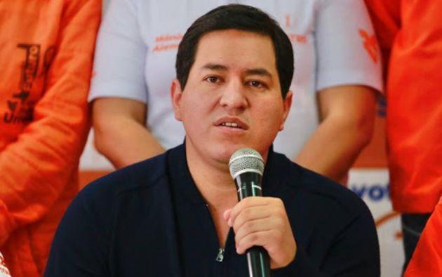 Arauz se desempeñó como consultor bancario y especialista de sistemas de pago de la entidad estatal hasta el año pasado.