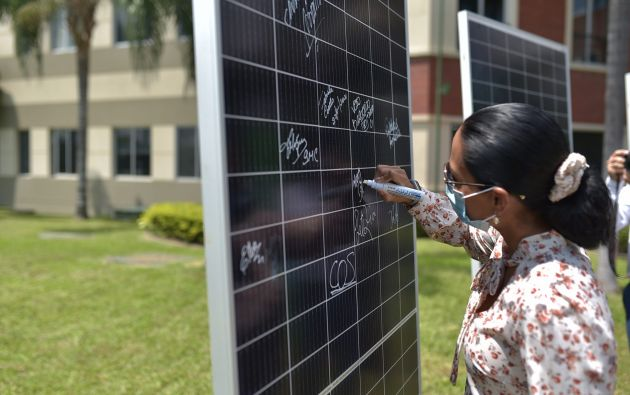 En Ecuador la universidad Ecotec está en el TOP 5 de universidades más sostenibles.