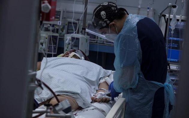 32 países de las Américas han detectado casos de infección de las variantes del covid-19.