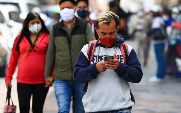 Ecuador alcanza los 322.699 contagios y las 16.679 muertes por la covid-19.