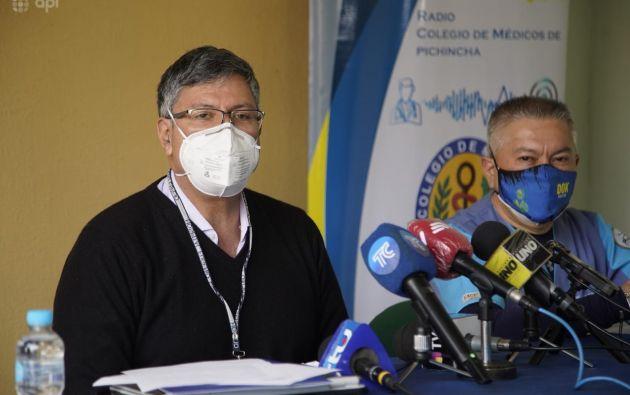 Cada día en el país 1.411 personas se infectan de covid-19.