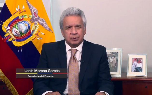 """""""Esta irresponsabilidad ha logrado que nuevamente la cifra de contagiados nos sobrepase"""", dijo Moreno."""