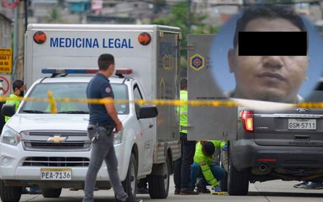 Con 'Choclo' ascienden a cuatro las personas procesadas por el crimen contra Ruales.