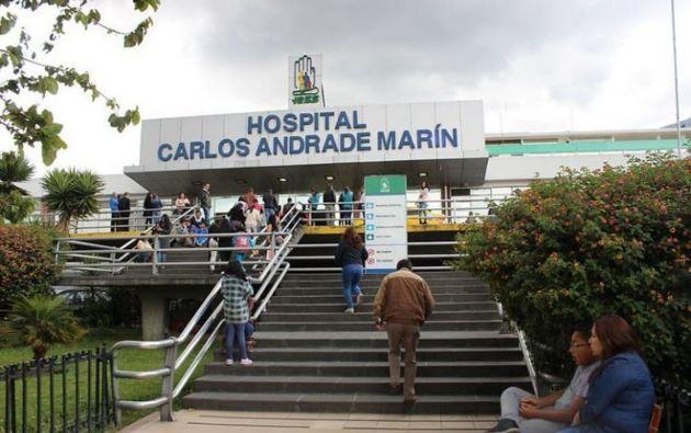 Hasta el último sábado, Quito registraba 107.156 casos de COVID-19.