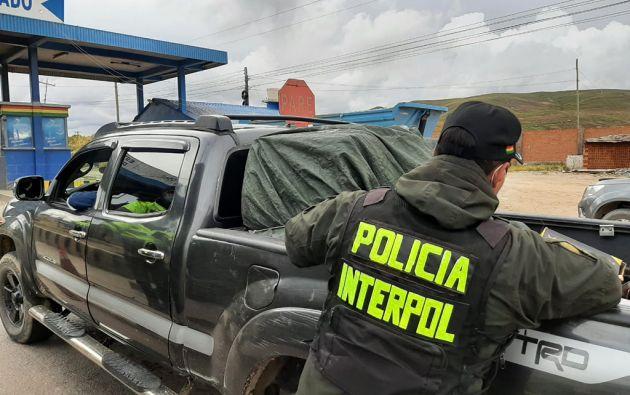 Las restricciones impuestas por la covid no han reducido el tráfico de armas.
