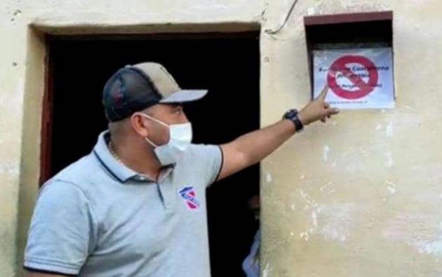 Los dueños no obraron de esta manera, sino el alcalde de la ciudad, Luis Adrián Duque, quien ahora será investigado.