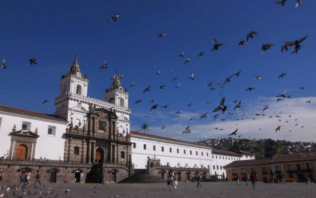 """De acuerdo con el Ayuntamiento, Quito es """"Destino líder para la realización de reuniones""""."""