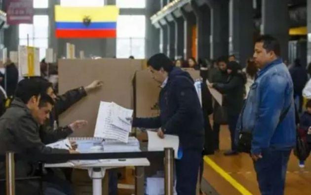 En total, en España habrá 19 recintos electorales a lo largo de todo el país.