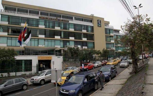 Al momento, Pablo Celi ya se encuentra cumpliendo prisión preventiva en la cárcel 4 en Quito.