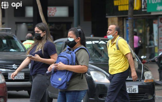 Sistema de salud en Guayaquil está al límite de su capacidad.