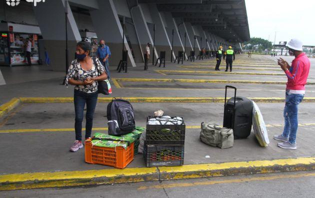 Este lunes inició el paro nacional de transportistas en protesta a la falta de recursos para sus operaciones.