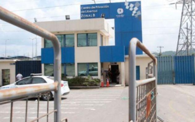 Funcionarios solicitaban altas sumas de dinero dentro de la Penitenciaría del Guayas.