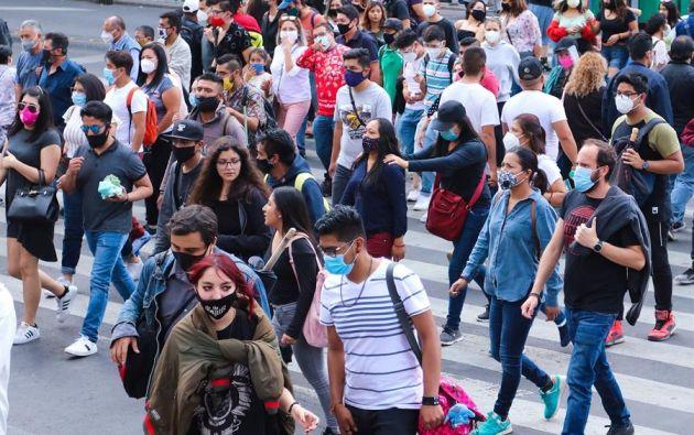 Hacia 2050 la población mundial crecerá hasta casi 10.000 millones de personas. Foto: EFE