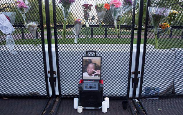 """La portavoz de la Casa Blanca, Jen Psaki, dijo este miércoles que el asesinato de Bryant fue """"trágico"""" porque se trataba de """"una niña"""". Foto: Efe."""