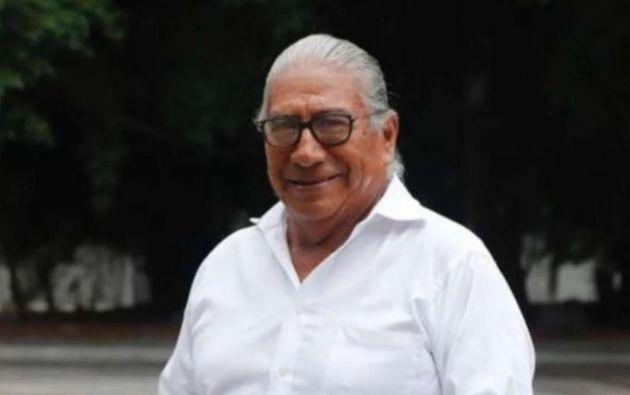 Jesús Fichamba representó a Ecuador en 1985 en el Festival OTI de la Canción, en España.