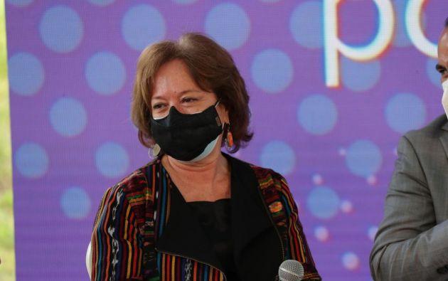 María Elena Machuca será la nueva ministra de Cultura y Patrimonio.