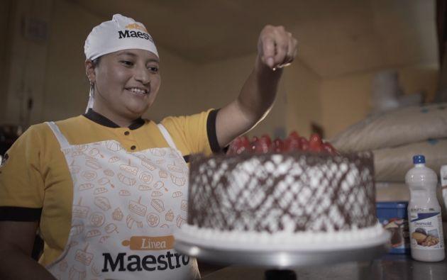 En el país existen más de 9.000 panaderías que funcionan principalmente en barrios. Foto cortesía.