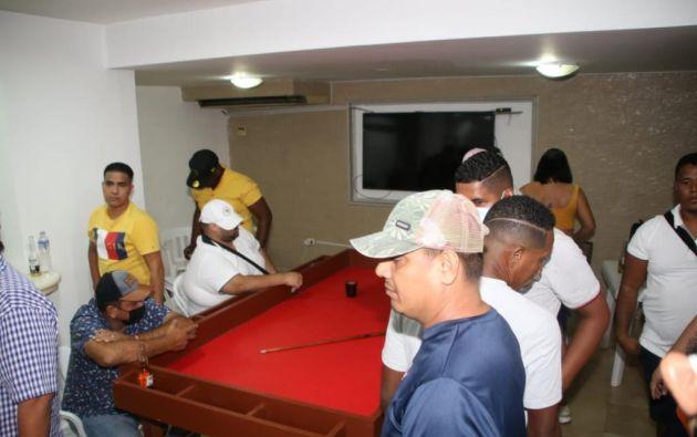 Más de 400 fiestas clandestinas en Guayaquil.