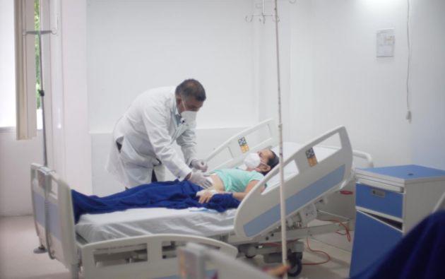 Desaceleración de contagios por covid-19 en Guayaquil