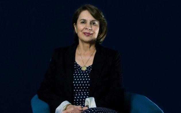 Arteaga, que ocupó la presidencia del país de manera temporal en 1997, fue propuesta por Forward, un nuevo movimiento internacional liderado por jóvenes.
