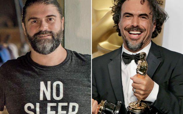 Sebastián Cordero y Alejandro González Iñarritu.