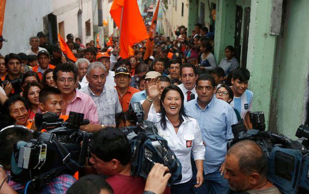 Keiko Fujimori. Foto: Reuters