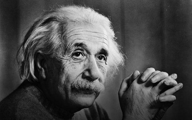 Albert Einstein predijo su existencia. Foto: Internet