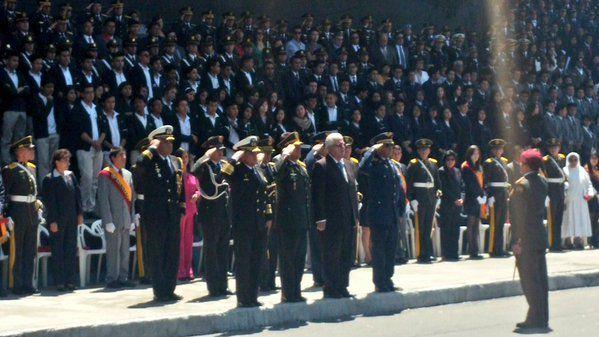 Foto: Defensa Ecuador