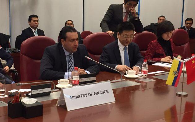 Foto: Ministerio de Finanzas