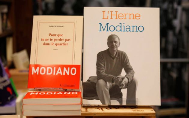 LITERATURA. Patrick Modiano. Foto: REUTERS