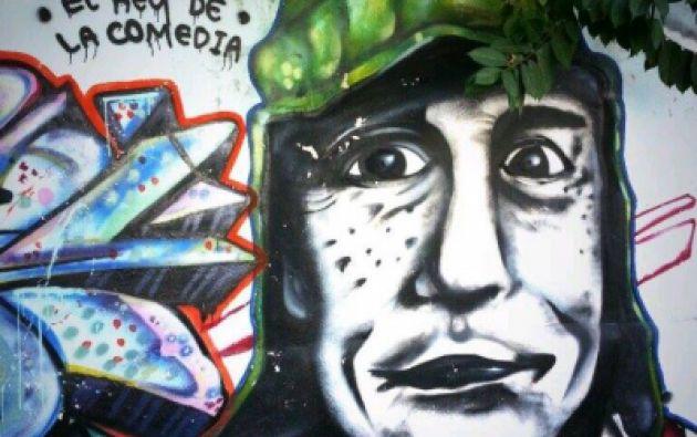 En su ciudad natal, México. Fuente: chavodelocho.com