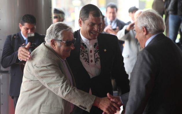 El presidente de Uruguay, José Mujica. Flickr / Cancillería Ecuador