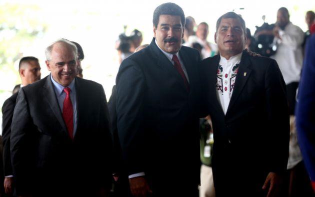 El mandatario venezolano Nicolás Maduro. Flickr / Cancillería Ecuador