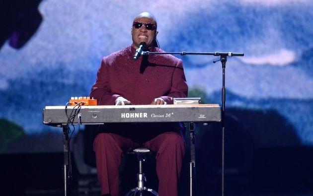 Steve Wonder será homenajeado en los premios Grammy. Foto: Grammy